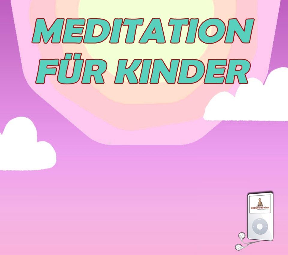 Meditation für Kinder zum Einschlafen
